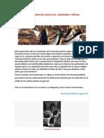 FRAY ANTONIO DE LUGO O.S.H. RECUERDO Y CRÍTICA