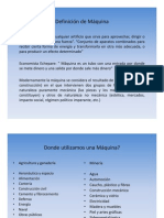 01 Clases - Maquinas