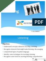 A PRES 1 Listening 3 LG120202