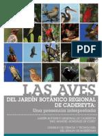 Las Aves Del Jardin Botanico Regional de Cadereyta