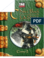 d20 System - Netbook of Classes - Tome 2