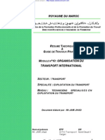 Organisation Du Transport International(Jam3i)