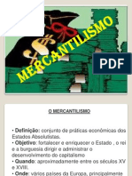 Mercantilismo 2010