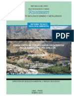 Zonas Criticas Cuenca Chillon