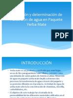 Predicción y determinación de Absorción de agua en.pptx