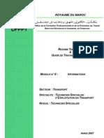 M08 - Informatique - TR-TSET
