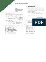 Form 2 Math Chapter 5
