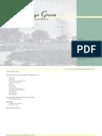 Cultural Landscape Report PART II