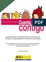 Oscilaciones y Horizontes de La Politica de Inf Adol y Juv en Bogota Final