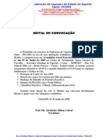 edital FECAES 09