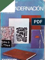 Encuadernaciòn J. Corderoy (BOOKBINDING FOR BEGINNERS)