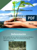 Reforestacion y deforestacion.pptx