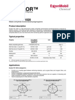 Data Sheet Exxelor Maleic Anhydride Function Ali Zed PP PO 1020