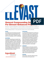 Elevast Compounding Guidelines