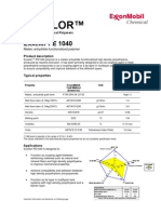 Exxelor PE1040 Datasheet
