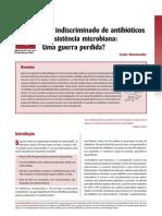 Uso Abusivo de Antibioticos
