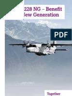 Brochure-Dornier-228-NG-Commuter