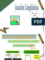 El Signo y La Comunicacion y Las Funciones Del Lenguaje 1234304602051441 1
