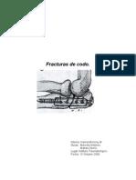 Fracturas de Codo