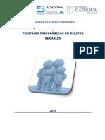 Peritajes Psicologicos en Delitos Sexuales .PDF 12 Abril