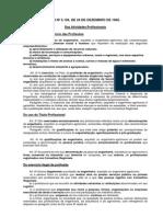 ICA - Aula10 - Atribuicoes Profissionais