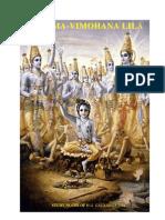 ISKCON desire tree - Brahma Vimohana Leela