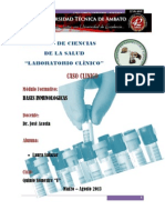 Inmunologia Caso Clinico Laura Salazar