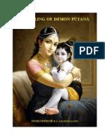ISKCON desire tree - Deliverance Of Putana