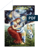 ISKCON desire tree - Krishna Showing Universal Form