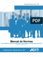 JCI Training Policy Manual SPA-1.13