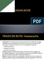 Ruta Huasacache