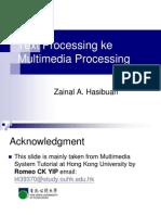 W#5B Multimedia Processing