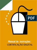 Manual da Instruções - CERTIFICAÇÃO DIGITAL - OAB Cascavel