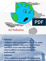 Unit 6Pollution