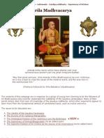 ISKCON desire tree - Gaudiya Siddhanta