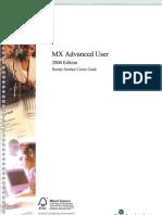 02 - MX-Road Advanced User