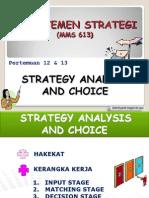 manajemen stategi strategic choice.ppt