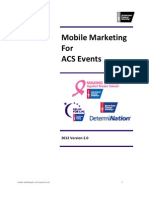2012 Mobile Marketing Guide