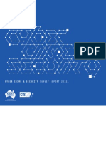 Cyber Crime and Security Survey Report 2012