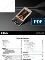 D-Link Wireless DWA-610 User Manual Guide