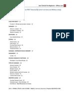Java Tutorial for Beginners PDF