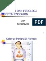 Anatomi Dan Fisiologi Sistem Endokrin Akp