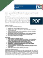 ENS1154 Unit Plan S1 - 2013 v1.0