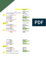 Copy of Camp David 2011 Schedule of Activities