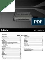 D-Link DSL-520B Manual Guide