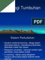 1.Fisiologi Tumbuhan