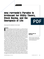 Complexity Parondo