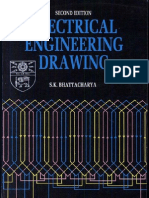 Electrical Engineering Drawing by Dr s k Bhattacharya