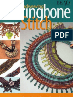 Basic Beadweaving - Herringbone Stitch - Bead&Button Books