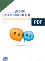 Capex Report Q1 2013